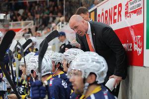 """Corey Neilson: """"Ich bin nur der alte, dicke Trainer. Entscheidend bleibt, was die Jungs auf dem Eis anstellen"""""""