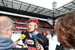 Kölns Moritz Müller attackiert ZDF wegen nicht vorhandener Berichterstattung über das Winter Game