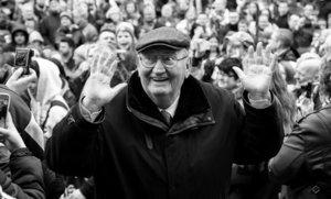 Kassels langjähriger Förderer und Hauptgesellschafter Simon Kimm mit 85 Jahren verstorben