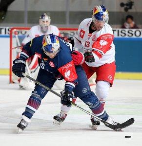 Gelingt dem EHC Red Bull München der Einzug ins Finale der Champions Hockey League?
