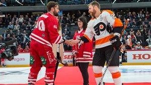 Vor dem NHL-Start: HC Lausanne besiegt Philadelphia Flyers im Testspiel