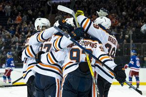 Draisaitl führt Oilers zu historischem Sieg, Avalanche auch ohne Grubauer weiter auf Kurs – Penguins und Kings mit Offensivspektakeln