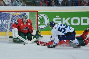 Zitterpartie mit glücklichem Ende: Augsburger Panther gewinnen mit 3:2 in Liberec und stehen im CHL-Achtelfinale
