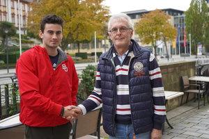 Bayreuth Tigers statten US-Boy Drew Melanson mit einem Tryout-Vertrag aus