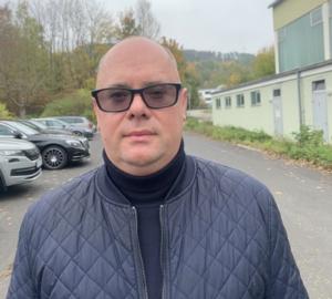 """Alexander Kondrashov: """"Leider mussten wir den BEV heute über das Fehlen einer Heimspielstätte für die Kissinger Wölfe informieren"""""""