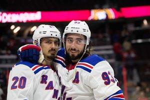 Zwei Draisaitl-Assists bei zweitem Oilers-Erfolg, starker Grubauer bei Avalanche-Sieg, Zibanejad mit Monster-Saisonstart