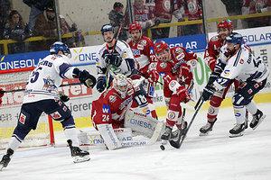 EV Landshut gibt bei 3:4-Niederlage gegen Kassel Huskies 3:0 aus der Hand