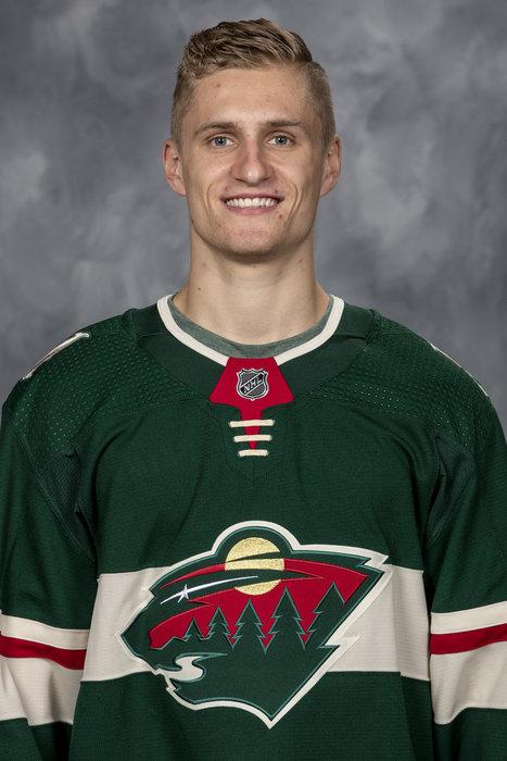 Minnesota Wild berufen Nico Sturm wieder in den NHL-Kader