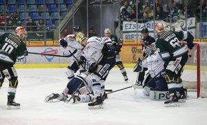 Bad Nauheim bleibt Team der Stunde, Bayreuth holt Big Point, Bietigheim gnadenlos in Überzahl