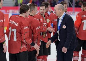 """""""Ich bin wirklich stolz auf unsere Leistung"""", sagt Münchens Trainer Don Jackson trotz der Niederlage gegen Göteborg"""