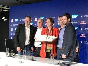 Bis zu 11.500 Plätze, Möglichkeiten für Breitensport und insgesamt vier Eisflächen: Siegreicher Entwurf für Münchener Arena vorgestellt