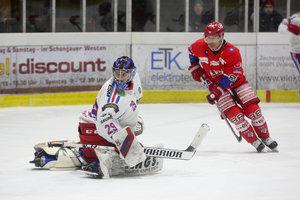 """""""Wir sind einfach alles normale Jungs, die Eishockey lieben"""" – Peitings Angreifer und Top-Scorer Milan Kostourek"""