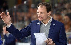 Auch Thomas Popiesch und Pavel Gross schießen gegen die Linie der Schiedsrichter und das Handling von öffentlicher Kritik in der DEL