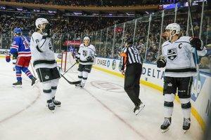 Achter Sieg in Folge für Philadelphia – Tyler Toffoli beschert Kings Overtimeerfolg im Madison Square Garden