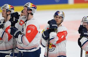 Drei Gegentreffer in Unterzahl: EHC Red Bull München verliert CHL-Endspiel bei Frölunda Göteborg verdient mit 1:3