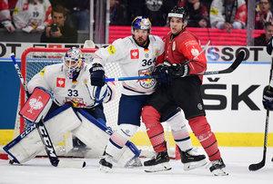 Münchens Verteidiger Yannic Seidenberg wird für drei Spiele der Champions Hockey League gesperrt