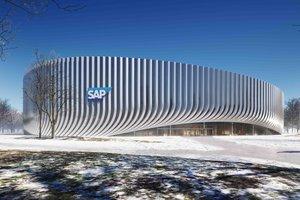 Neue Spielstätte des EHC Red Bull München trägt den Namen SAP Garden