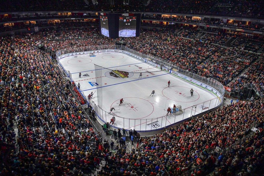 Wie groß ist Ihr Interesse an NHL-Partien in Deutschland?