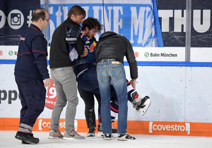 Red Bull München muss mehrere Monate auf Nationalspieler Konrad Abeltshauser verzichten