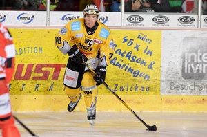 Jozef Potac von den Bayreuth Tigers aus der DEL2 beendet mit 40 Jahren seine aktive Karriere auf dem Eis