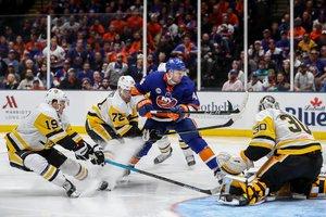 Tom Kühnhackl und die Islanders starten mit Overtime-Sieg, Columbus überrascht Tampa, drei Auswärtserfolge in fünf Partien