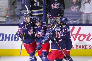 Columbus fehlt nur noch ein Sieg zur Sensation gegen Tampa Bay, Islanders mit Kühnhackl ebenfalls vor dem Sweep