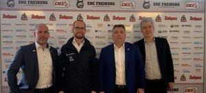 Nachfolger von Ravil Khaidarov: Daniel Heinrizi wird Sportlicher Leiter beim EHC Freiburg