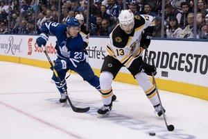 Zweimal Spiel 7 erzwungen: Marchand-Doppelpack bei Bruins-Erfolg in Toronto, Hertl mit Sharks-Siegtor in Vegas in der 92. Minute