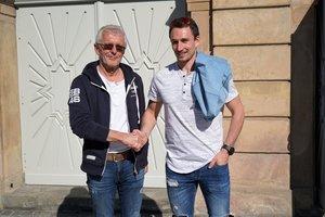 Tomas Schmidt wechselt von den Dresdner Eislöwen zu den Bayreuth Tigers
