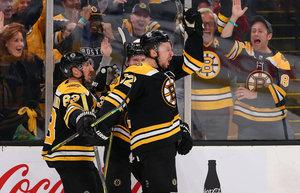 Boston begräbt Kanadas Traum vom Stanley Cup, San Jose schafft sensationelles Comeback und gewinnt Serie gegen Las Vegas in Overtime