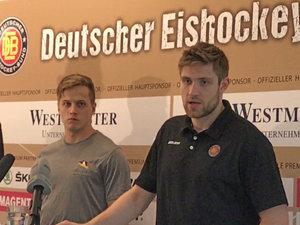 NHL-Stars freuen sich auf Länderspiele, Söderholm rechnet nicht mehr mit Rieder und Sturm, hat aber ein Auge auf Grubauer und Greiss