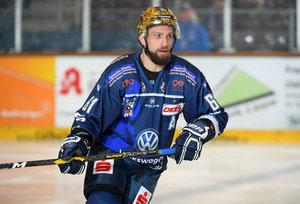 Kassel Huskies verlängern Vertrag mit Top-Scorer Richie Mueller