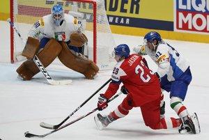 Frolik und Jaskin treffen doppelt bei tschechischem Kantersieg gegen Italien – Finnland darf für das Viertelfinale planen