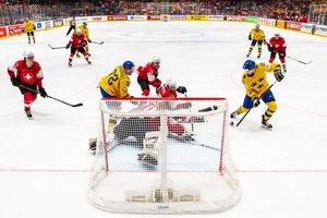 Schweden gewinnt Finalneuauflage gegen die Schweiz – Slowakei wahrt Viertelfinalchance mit Pflichtsieg