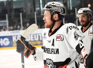 Tim Schüle wechselt von den Löwen Frankfurt zu seinem Heimatclub Bietigheim Steelers