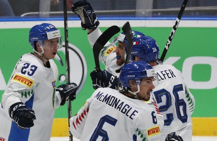 Abstiegsdrama in Bratislava: Italien schickt Österreich in die Zweitklassigkeit –Kanada erobert Platz zwei