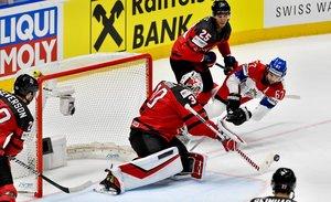 Eiskalte Kanadier besiegen Tschechien mit 5:1 und ziehen ins WM-Finale ein – Goalie Matt Murray bringt das Riha-Team zur Verzweiflung