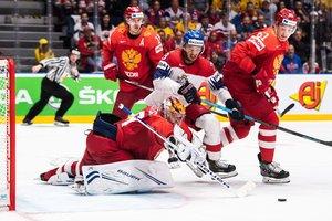 Russland gewinnt Spiel um Platz drei gegen Tschechien mit 3:2 nach Penalty-Schießen und sichert sich WM-Bronze