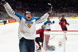 3:1-Sieg über Kanada: Kapitän Marko Anttila und Torhüter Kevin Lankinen führen Finnland zum WM-Titel 2019