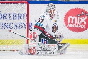 Adler Mannheim bestätigen schwedischen Goalie Johan Gustafsson als Neuzugang