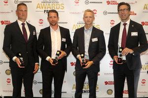 """Michael Wolf mit """"Warrior Career Excellence Award"""" geehrt – Heponiemi, Rönnberg und Frölunda Göteborg ebenfalls ausgezeichnet"""