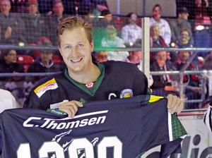 1.210 Profispiele, Stanley-Cup-Finalist, (Fast-)Retter in Hamburg: Christoph Schubert muss verletzungsbedingt seine Karriere beenden