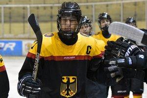 Düsseldorfs Alexander Dersch nimmt am Development Camp von NHL-Club Tampa Bay Lightning teil
