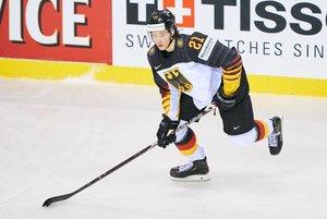 Deutsches Top-Talent Moritz Seider unterzeichnet für drei Jahre bei den Detroit Red Wings