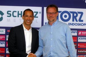 Christoph Sandner wird ab 1. August hauptamtlicher Geschäftsführer der Schwenninger Wild Wings