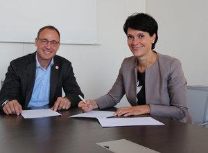 Hauptsponsor ebm-papst verlängert Engagement beim DEL2-Aufsteiger EV Landshut um ein Jahr