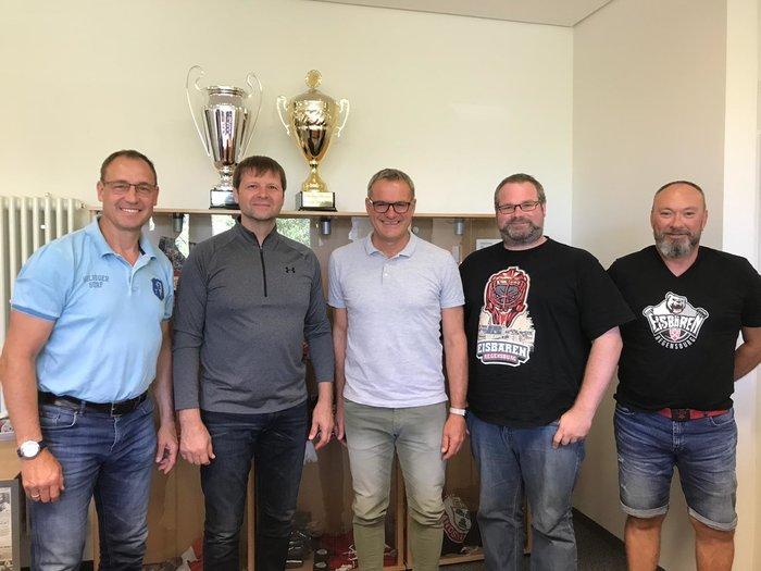 DEL2-Aufsteiger EV Landshut und Süd-Oberligist Eisbären Regensburg beschließen Kooperation