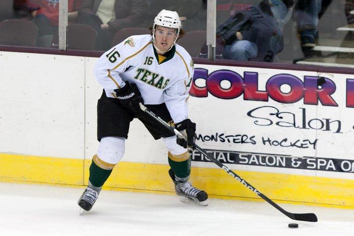 Kanadischer Angreifer Austin Fyten wird vierter Kontingentspieler der Eispiraten Crimmitschau
