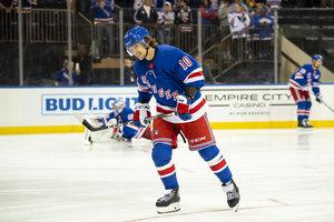 Wiederer, Sturm und Bergmann treffen, viel Eiszeit für Seider, Rieder als Vorbereiter – Panarin verletzt sich bei Rangers-Debüt