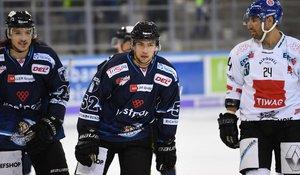 Stürmer Sven Ziegler bleibt den Straubing Tigers auch über die laufende Saison hinaus erhalten